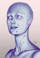 Tali Unmasked by Atarial