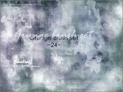 Grunge brushes by BeatingDarkness