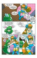 Ah Heck!! The Angel Chronicles Web Page 34 by MaryBellamy