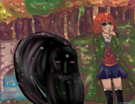 The Ancient Magus Bride by AlwysbCreative