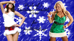 :Christmas Icon Contest 2012: by RyanTaylorGirl