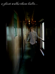 Train-Car Ghost by radished