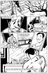 Time Dollars Issue One Pg 5 by patrickstrange