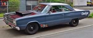 Dodge Coronet 1967 by cmdpirxII