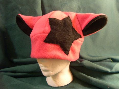 Black Star Hat by kittyhats