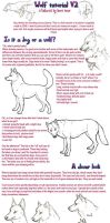 Wolf tutorial, take 2 by novablue