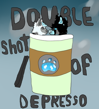 Double shot by Blue-goop