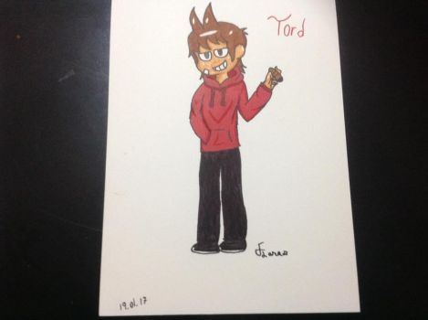 Tord [Eddsworld] by Dashicolors