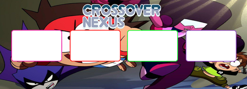 Your Crossover Nexus Meme Blank by MixelFanGirl100