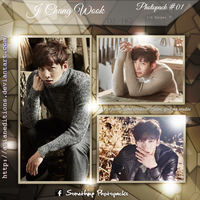 +JI CHANG WOOK | Photopack #01 by AsianEditions