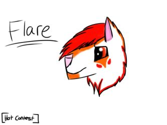 Hot. Flare  by Sandstorm3510