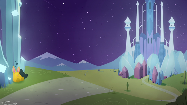 Visit The Crystal Empire by Timmy-22222001