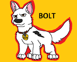 Bolt by lassie32