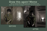 Draw this again Meme - Sniper by Csp499