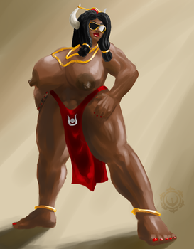Hathor Jones by Sarkopheros