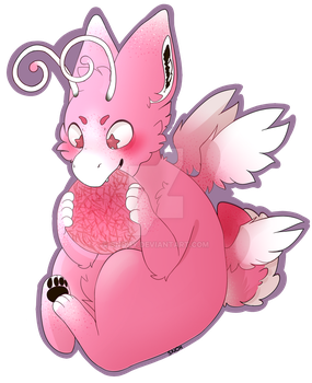 BumbleFluff (closed species) YCH Buhn (personal) by Snohy