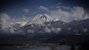 mountain by Spinnfoto