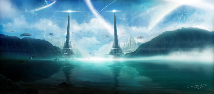 The Outpost.v2 by JohanBriend