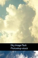 Sky Pack 1 by photoshop-stock