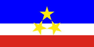 Flag of Pannonian Rusyns by hosmich