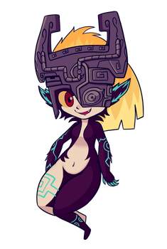 Midna by KyzaCreations