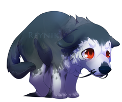C: Those Sad Eyes by Reyniki
