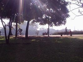 A day at life in Ibirapuera by HweiChow