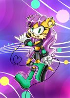 Musical Mongoose by Jade-the-Tiger