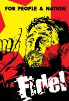 Uncle Fidel by astayoga