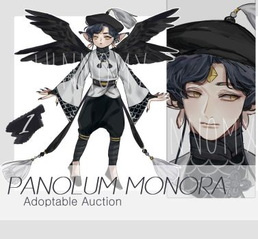 [CLOSED] Pamo Auction by 15xx62x