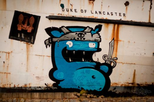 EMIL PIRATE by KIWIE-FAT-MONSTER