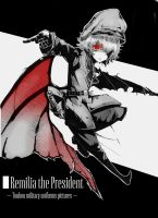 Remilia the President by KakiChurma