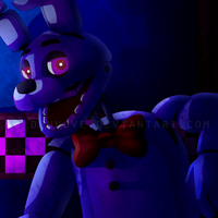 Bonnie the Bunny by GoldenNove