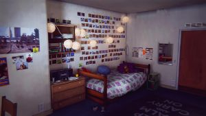 Life is Strange Episode 1 Max's Room by NeoW-OST-TV
