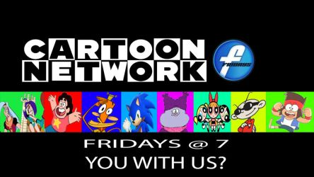 Cartoon Network Fridays Revival Idea by MrYoshi1996