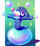 Bubbles and hugs for all by Pixie-van-Winkle