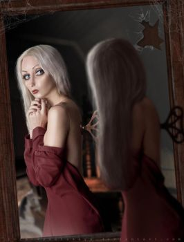 Am I A Doll? by Lora-Vysotskaya