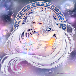 Sailor Cosmos by Channel-Square