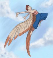 I can fly by MoonLightRose17