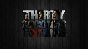 Thirty seconds to mars by sinaxpod