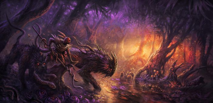 Beastmaster by yonaz