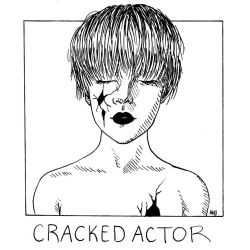 Cracked Actor by AlexaHarwoodJones