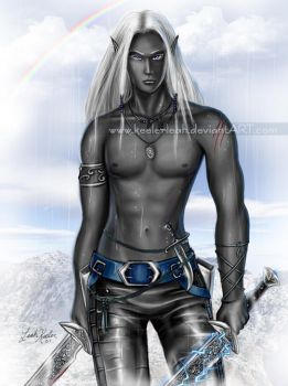 Drizzt: for the fangirls by keelerleah