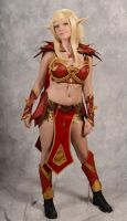 Blood Elf Cosplay by EricaMeow