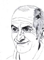 Louis De funes 1 by LOrdalie