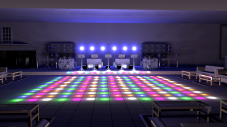 I succesfully made the dance floor by roanalcorano