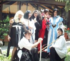xxxHOLiC - The group by Cospoison