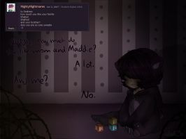 .:EXTRA EVENT:. Shadow kids Ask 2 by Ask-TheFazSquad