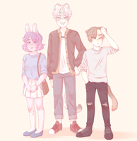 Casual by teafull
