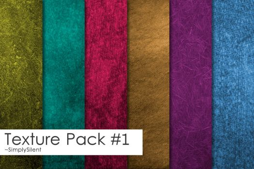 Texture Pack #1 by SimplySilent